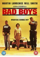 Bad Boys - British Movie Cover (xs thumbnail)