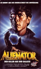Alienator - German Movie Cover (xs thumbnail)