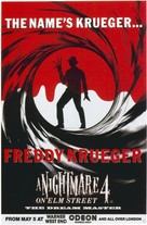 A Nightmare on Elm Street 4: The Dream Master - British Movie Poster (xs thumbnail)