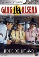 Olsen-banden i Jylland - Polish DVD cover (xs thumbnail)