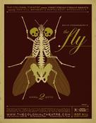 The Fly - Re-release poster (xs thumbnail)