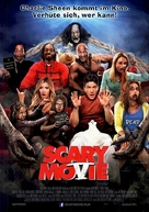 Scary Movie 5 - German Movie Poster (xs thumbnail)