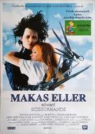 Edward Scissorhands - Turkish Movie Poster (xs thumbnail)