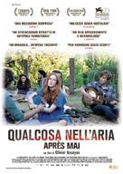 Après mai - Italian Movie Poster (xs thumbnail)