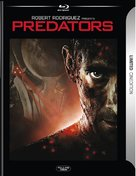 Predators - German Movie Cover (xs thumbnail)