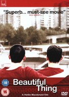 Beautiful Thing - British DVD cover (xs thumbnail)
