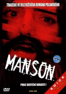 The Manson Family - Czech Movie Cover (xs thumbnail)