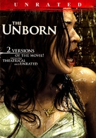 The Unborn - DVD movie cover (xs thumbnail)