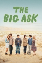 The Big Ask - DVD cover (xs thumbnail)