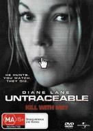 Untraceable - Australian Movie Cover (xs thumbnail)