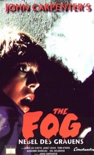 The Fog - German VHS cover (xs thumbnail)