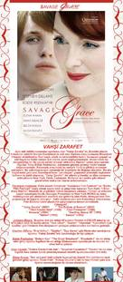 Savage Grace - Turkish Movie Poster (xs thumbnail)