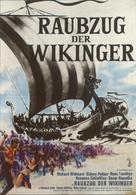 The Long Ships - German Movie Poster (xs thumbnail)