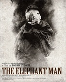 The Elephant Man - Japanese Movie Cover (xs thumbnail)