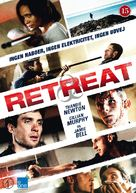 Retreat - Danish DVD cover (xs thumbnail)