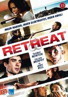 Retreat - Danish DVD movie cover (xs thumbnail)