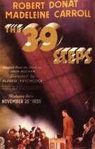 The 39 Steps - Movie Poster (xs thumbnail)