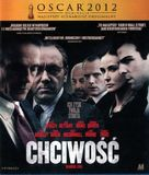 Margin Call - Polish Blu-Ray cover (xs thumbnail)