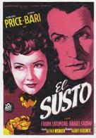 Shock - Spanish Movie Poster (xs thumbnail)