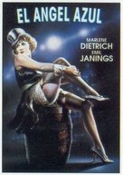 Der blaue Engel - Spanish Movie Poster (xs thumbnail)