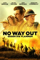 Only the Brave - German Movie Cover (xs thumbnail)
