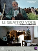 Le quattro volte - French Movie Poster (xs thumbnail)