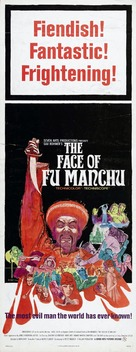 The Face of Fu Manchu - Movie Poster (xs thumbnail)