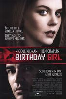 Birthday Girl - Canadian Movie Poster (xs thumbnail)