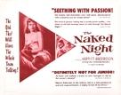 Gycklarnas afton - Movie Poster (xs thumbnail)