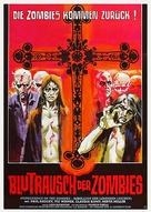 La rebelión de las muertas - German Movie Poster (xs thumbnail)