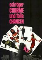 La chance et l'amour - German Movie Poster (xs thumbnail)
