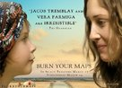 Burn Your Maps - British Movie Poster (xs thumbnail)