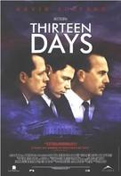 Thirteen Days - Canadian Movie Poster (xs thumbnail)