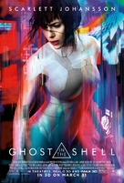 Ghost in the Shell - Movie Poster (xs thumbnail)