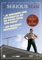A Serious Man - Dutch DVD movie cover (xs thumbnail)