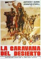 Caravans - Puerto Rican Movie Poster (xs thumbnail)