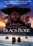 Black Robe - DVD cover (xs thumbnail)