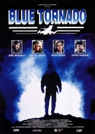 Blue Tornado - Italian Movie Poster (xs thumbnail)