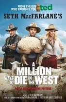 A Million Ways to Die in the West - Movie Poster (xs thumbnail)