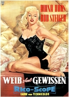 The Unholy Wife - German Movie Poster (xs thumbnail)