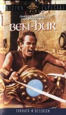Ben-Hur - Spanish VHS movie cover (xs thumbnail)