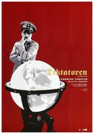 The Great Dictator - Norwegian Movie Poster (xs thumbnail)