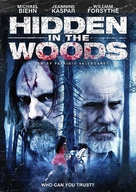 Hidden in the Woods - DVD movie cover (xs thumbnail)