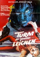 Tower of Evil - German Movie Poster (xs thumbnail)