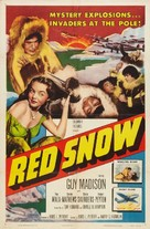 Red Snow - Movie Poster (xs thumbnail)