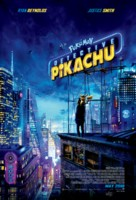 Pokémon: Detective Pikachu - Indonesian Movie Poster (xs thumbnail)