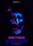 Army of the Dead - Movie Poster (xs thumbnail)