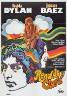 Renaldo and Clara - Spanish Movie Poster (xs thumbnail)
