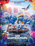 Smurfs: The Lost Village - French Movie Poster (xs thumbnail)