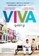 Viva - Spanish Movie Poster (xs thumbnail)